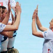 Norge knuste Sør-Korea. Nå har de halvannen fot i semifinalen.