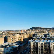 Ferske boligpriser: Sterk vekst