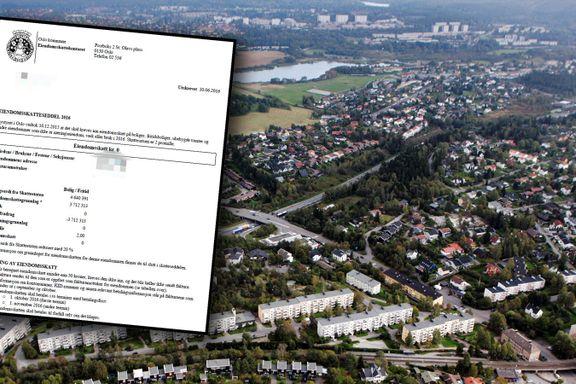 Skal eiendomsskatt finansiere Det grønne skiftet?