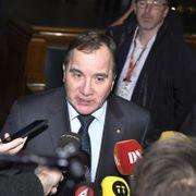 Vänsterpartiet kan hindre ny Löfven-regjering