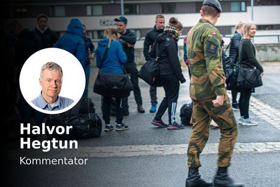 Selv SV vil satse mer enn Høyre på hæren