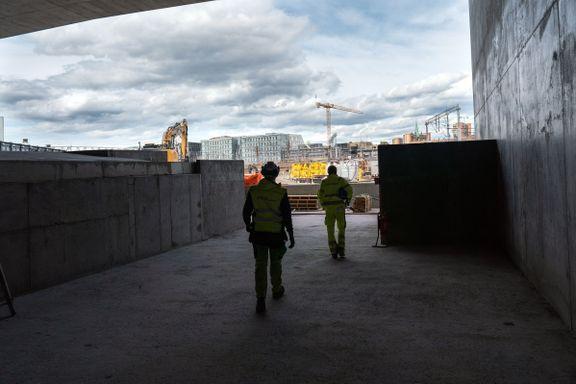 Ser lyset i tunnelen for Nordens lengste jernbanetunnel