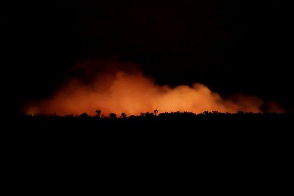 Verdens største regnskog står i brann. Her er fem spørsmål og svar om hva som skjer i Amazonas.