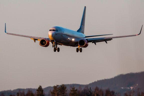 Spania-turister som lander i Norge før fredag kl. 24, slipper karantene. Et SAS-fly skal lande 00.10.