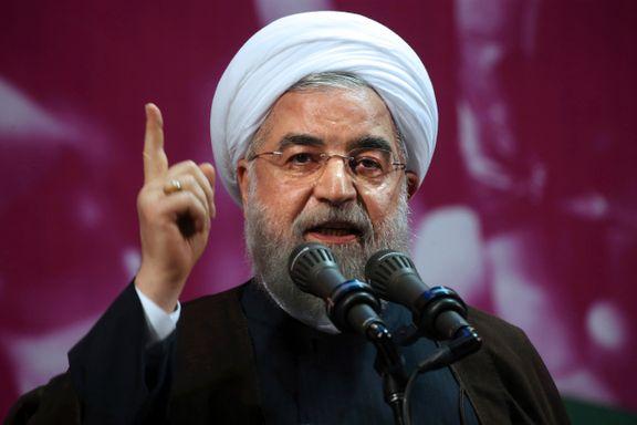 Dette er Irans gjenvalgte president Hassan Rouhani