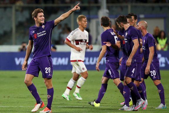 «Nye» Milan tapte serieåpningen