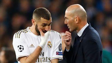 Zidane og Real Madrid kutter lønnen