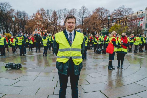 Norwegian-sjefene kan få millionbonuser: – Vi må gi fra oss fridager og fryse lønnen
