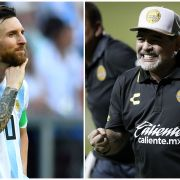 Maradona med klar beskjed til Messi: – Han burde gi seg