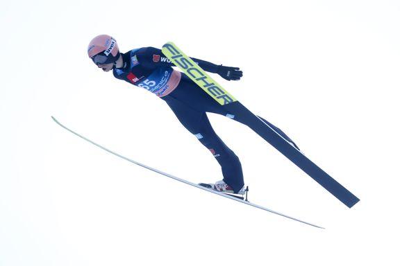 Johansson med kjempehopp i Planica – Geiger seiret