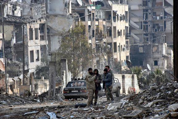 Vår anmelder mener alle bør lese denne boken om krigen i Syria