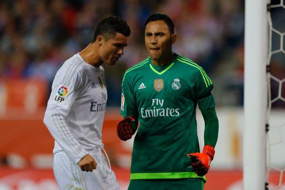 Nå er halve Madrid glad for at han aldri ble Manchester United-keeper
