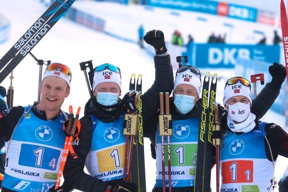 Norsk maktdemonstrasjon sikret VM-gull: – Hvor ble de av?