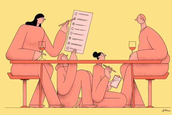 Venninnene finner ikke menn som er «kjærestemateriale». Er de for kravstore?