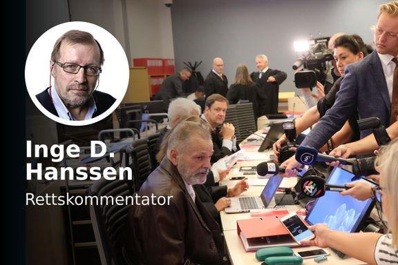 Bevisførselen i saken mot Eirik Jensen er ferdig. Nå gjenstår eksamen.