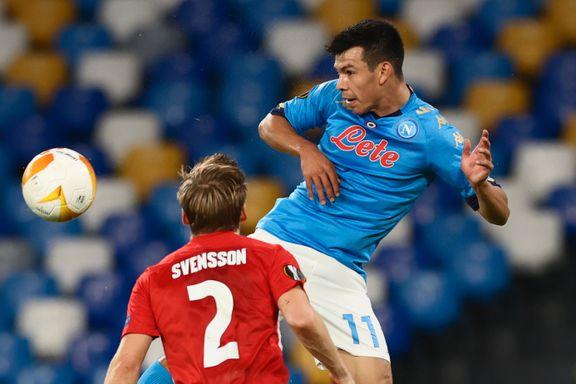 Svensson-assist i Alkmaars bragd i Napoli