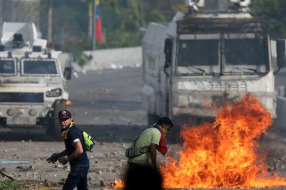 Amnesty om Venezuela: Mener myndighetene har begått forbrytelser mot menneskeheten