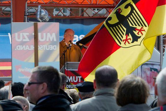 «Nazitiden var en fuglelort i tusen års stolt tysk historie»