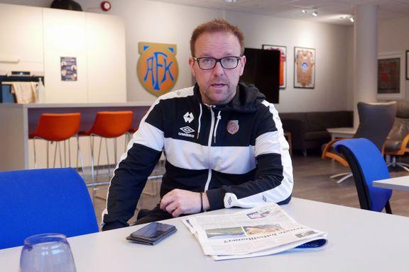 Slik vil AaFKs utviklingsleder løfte fotballen på Sunnmøre