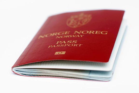 Nesten ikke kø for å få nytt pass:  – Dette er uventet.