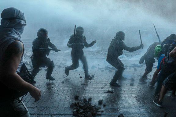 HRW: Chilensk politi bryter menneskerettighetene