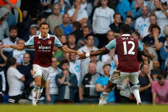 - QPR låner Morrison fra West Ham