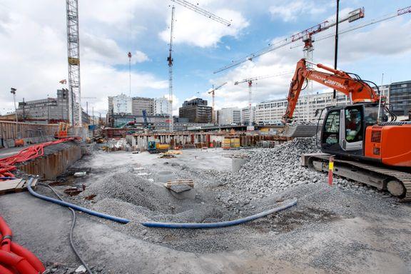 Norske byggeplasser slipper årlig ut 420.000 tonn CO2