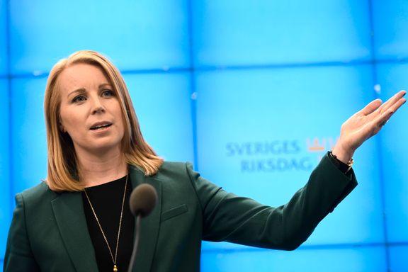 Aftenposten mener: Polsk riksdag i Sveriges riksdag