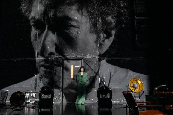 En finsnekret Dylan-konsert