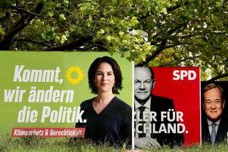 Tyskerne får nye ansikter, men neppe så mye ny politikk. De Grønne har kollapset.