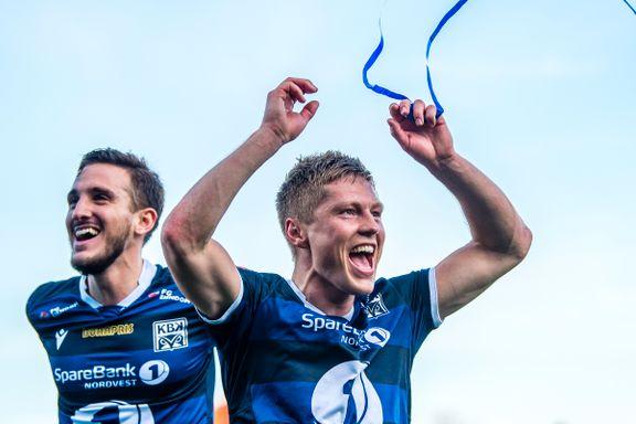 RBK i kontakt med trøndersk Kristiansund-spiller