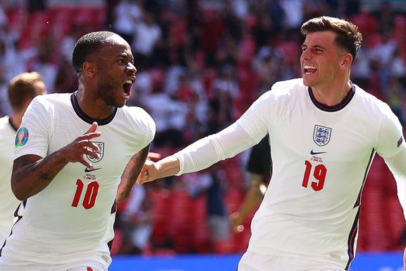 Drømmestart i EM for England – tok revansje mot Kroatia