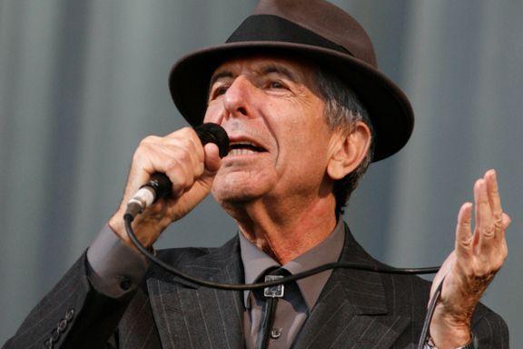 Skal hylle Leonard Cohen i Oslo