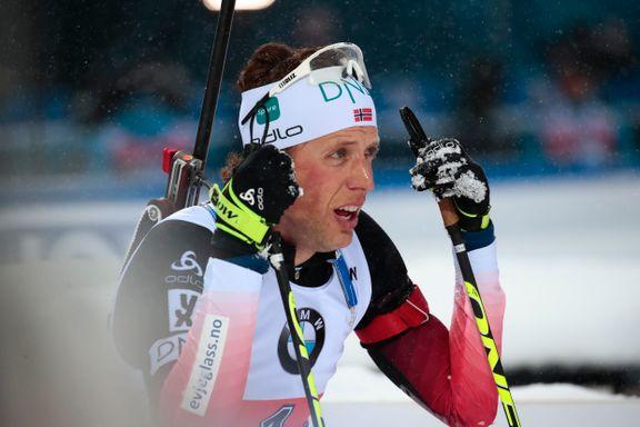 La en sterk skiskytterkarriere på hylla. Nå venter en uviss framtid for Birkeland