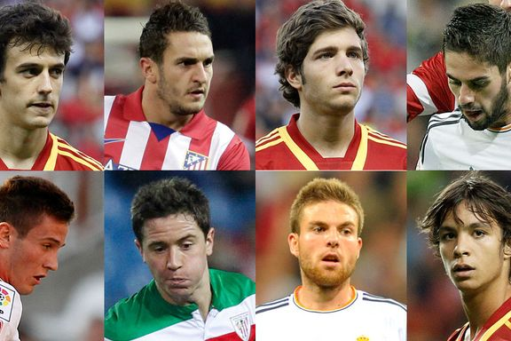 Her er arvtakerne etter Alonso, Iniesta og Xavi