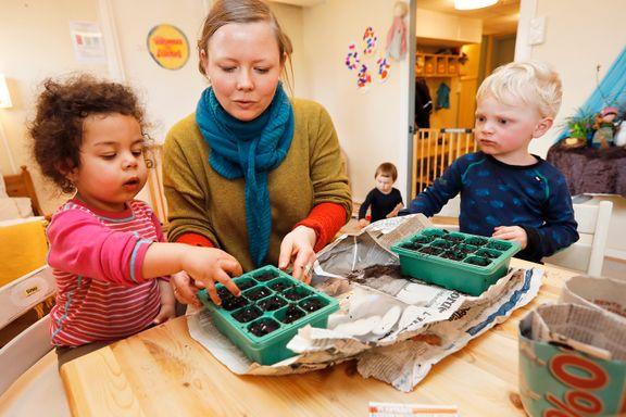 Kunnskapsministeren: Overgangen mellom barnehage og skole fungerer dårlig mange steder