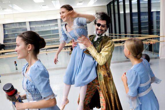 Iben, Selma og Hedda skal spille Clara i «Nøtteknekkeren» for fulle hus: – Dette er selve drømmerollen