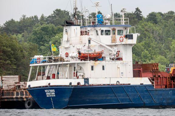 Opposisjonen om arbeidsforholdene på Langøyene-skipet: – En pinlig sak for byrådet
