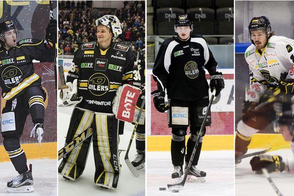 Fire Oilers-spillere får sjansen på landslaget