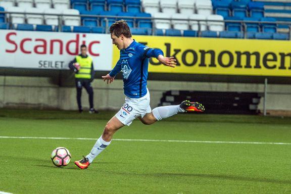 Gussiås fortsetter å score for Molde