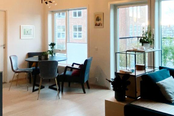 Én måned etter overtagelse solgte Ketil leiligheten for 710.000 kroner mer