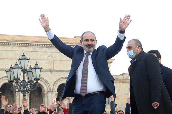 Armenias statsminister anklager hæren for kuppforsøk