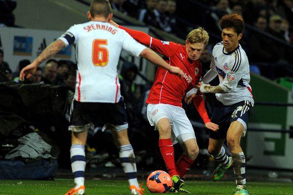 Møller Dæhli kåret til Cardiffs beste av fansen