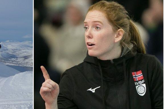 Hazel (29) flytter til Tromsø og blir en del av byens landslagsrevolusjon