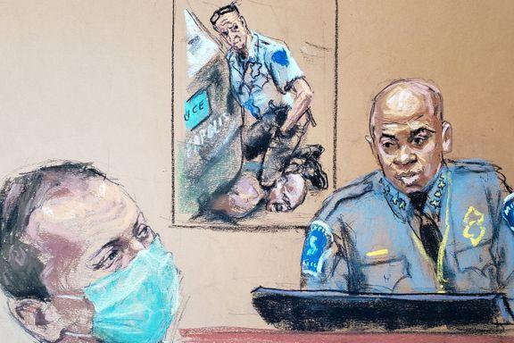 Titusenvis av dokumenter og 400 på vitnelisten: Rettssaken etter George Floyds død fengsler USA