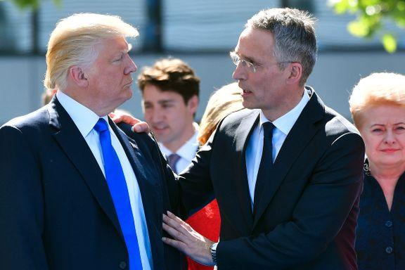 Først var det Trump han måtte temme. Nå har Nato-sjefen fått en ny kranglefant.