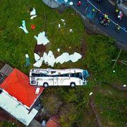 29 turister døde etter bussulykke på ferieøy:  - Sorg og forferdelse