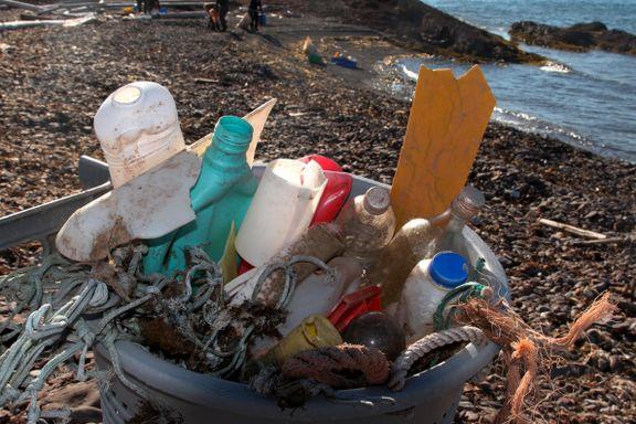 Ny studie: 90 prosent av plastbiter i havet havner på sjøbunnen