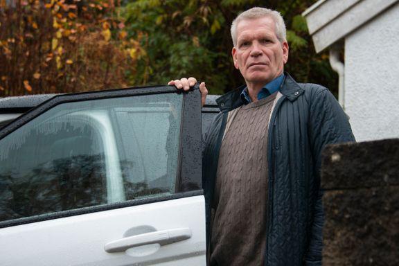Thomas Leistad mistet bilnøklene. Prisen for de nye ga ham bakoversveis.