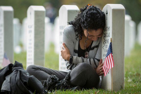 De døde for en løgn. Nå må USAs meningsløse kriger ta slutt.